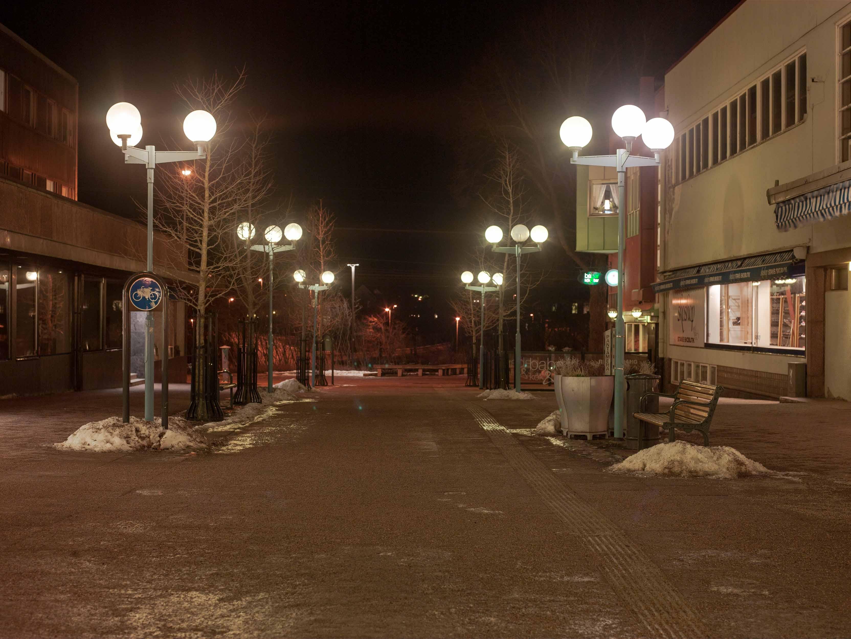 Bankgatan, Tranås