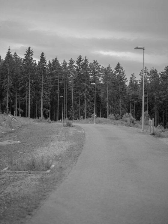 Carl Johans väg, Tranås, Photo: Karl Larsson